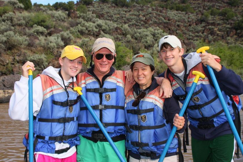 Rio Grande Rafting 2008