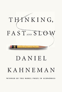 """Thinking, Fast and Slow"""