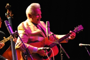Del McCoury at Red Wing Music Festival 2013