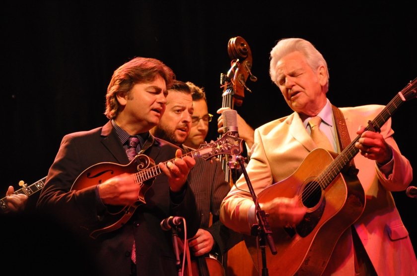 The Del McCoury Band at Red Wing Roots Music Festival 2013