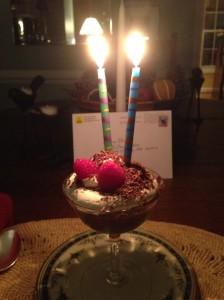 Birthday Mousse