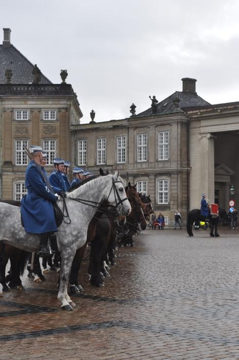 Copenhagen guards