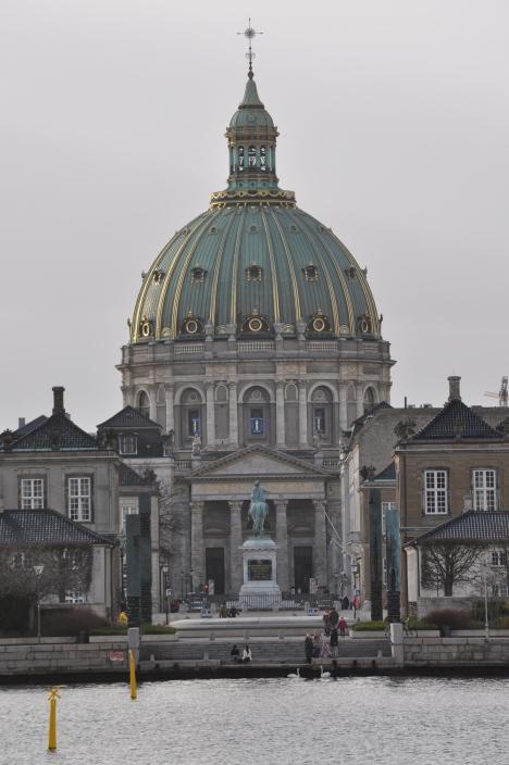 The Marble Church Copenhagen
