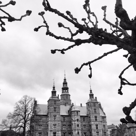Rosenborg Castle by Claire
