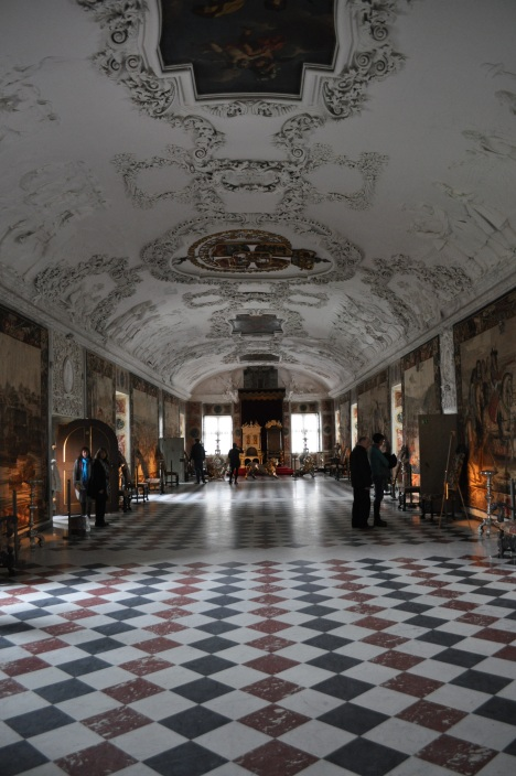 Rosenborg Castle Great Hall