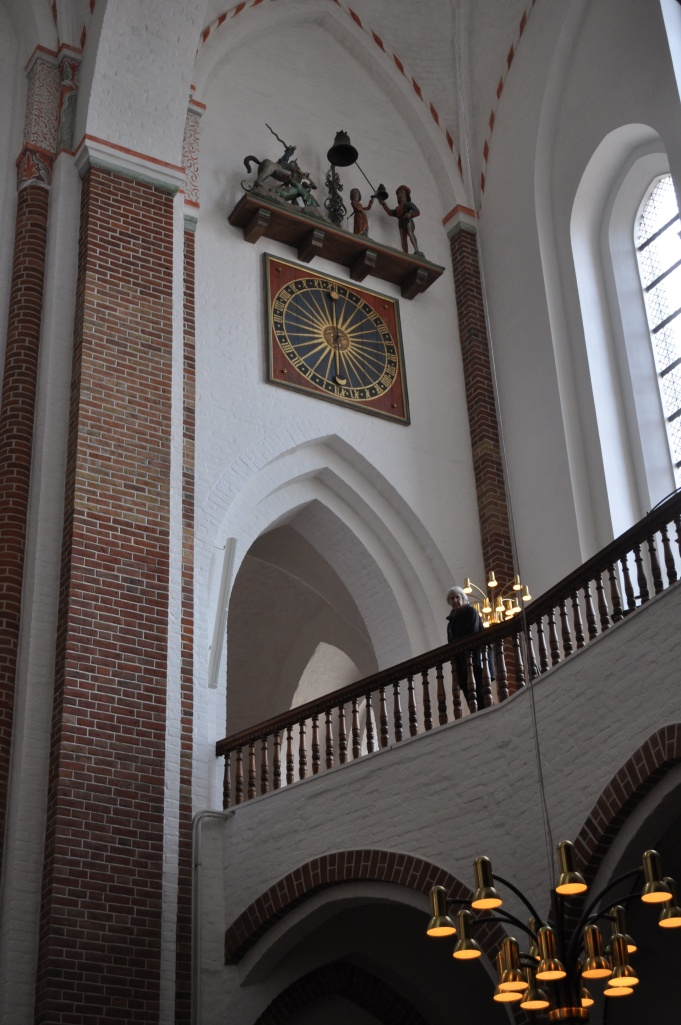 Roskilde Cathedral Clock