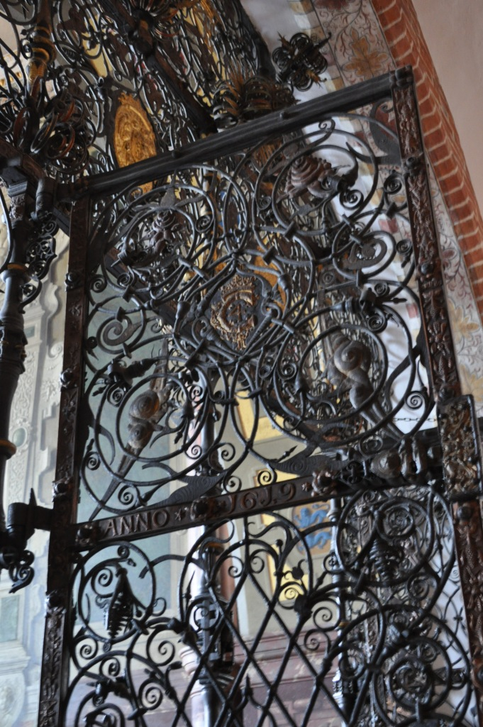 Roskilde Cathedral Ironwork