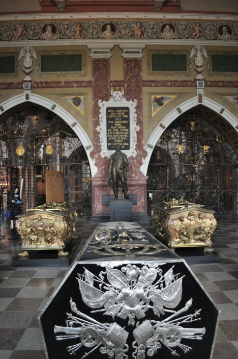Roskilde Cathedral, Burial place of Denmark royalty