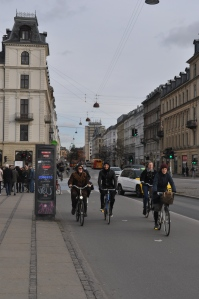 Copenhagen Bike Counter