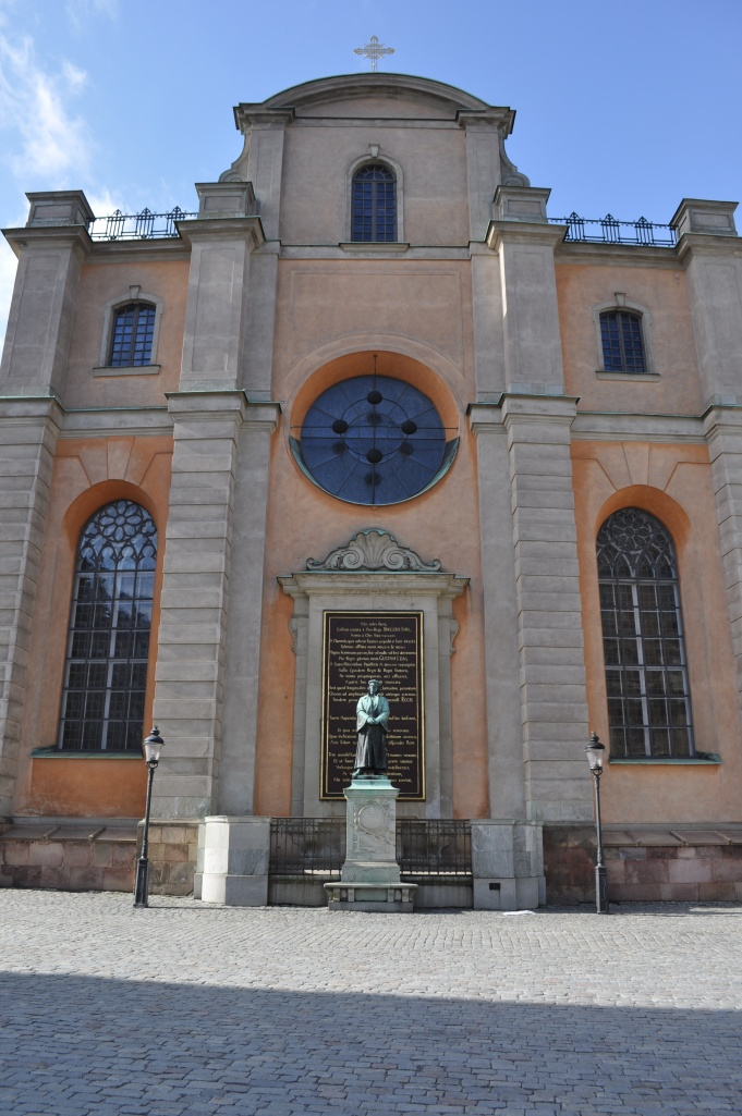 Stockholm Cathedral March 2014