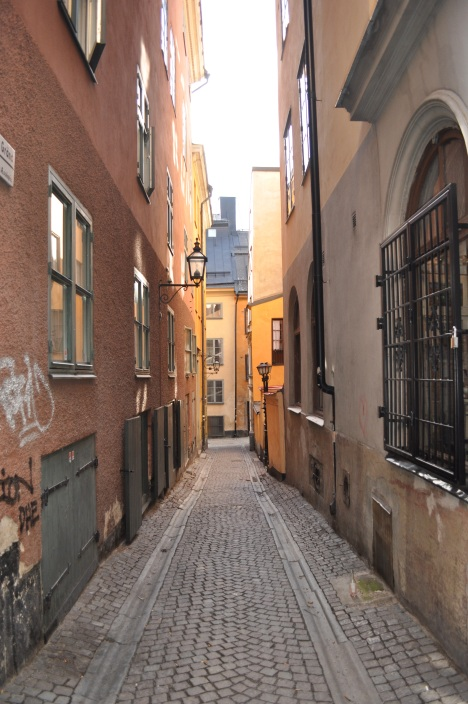Old City Street March 2014
