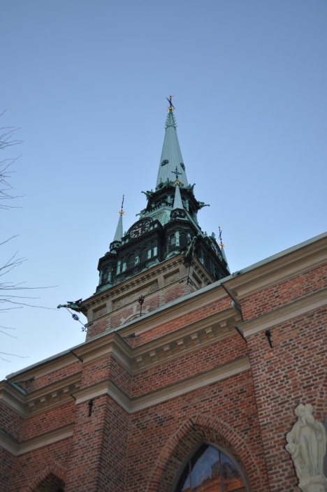 German Church in Stockholm March 2014