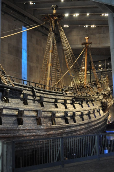 Stockholm Vasa Museum March 2014
