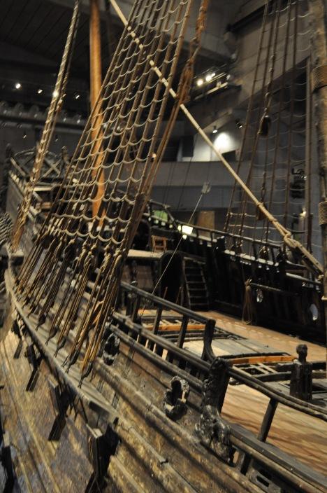 Vasa Top Deck March 2014