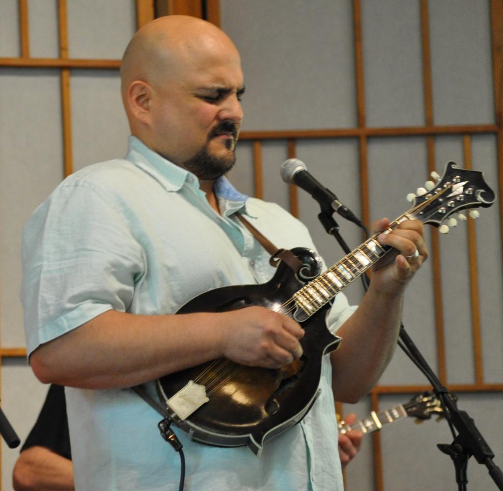 Frank Solivan at Cedar Lane