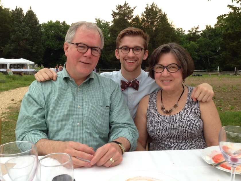 Arcadia Farm Field Dinner June 2014