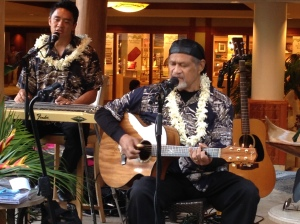 Cyril Pahinui in Honolulu