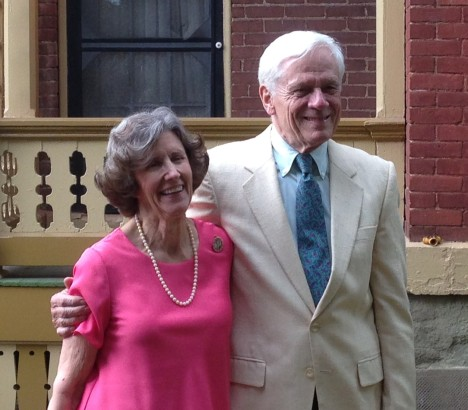 Brown's 50th Wedding Anniversary Celebration - July 5, 2014