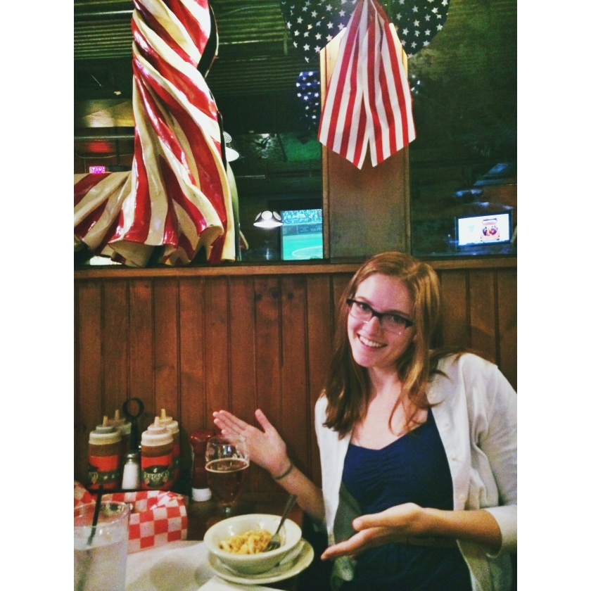 Claire's American Homecoming July 4th, 2014