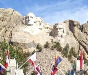 Mt. Rushmore, June 25, 2014