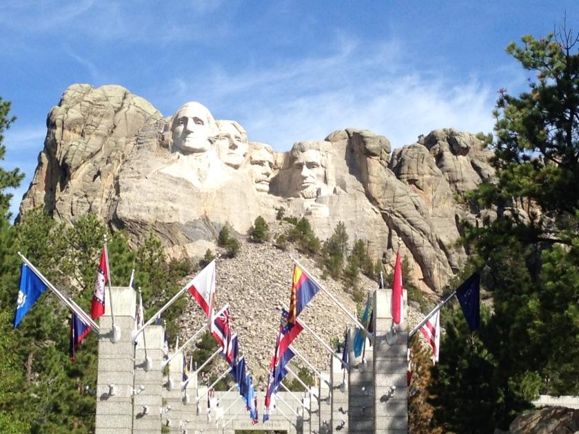 Mt. Rushmore, June 25, 2014