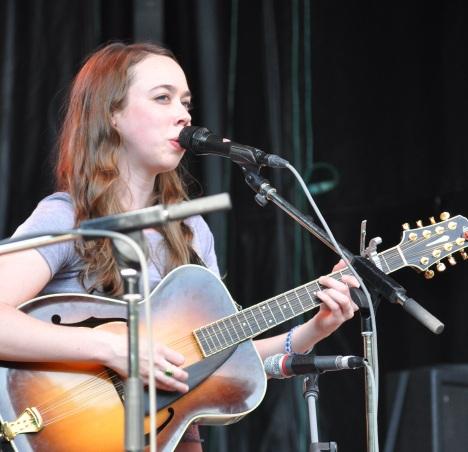 Red Wing Festival Sarah Jarosz 07 12 14
