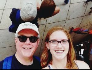 Bean Selfie Chicago