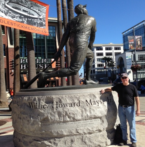 With Willie at ATT Park