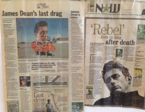 James Dean articles