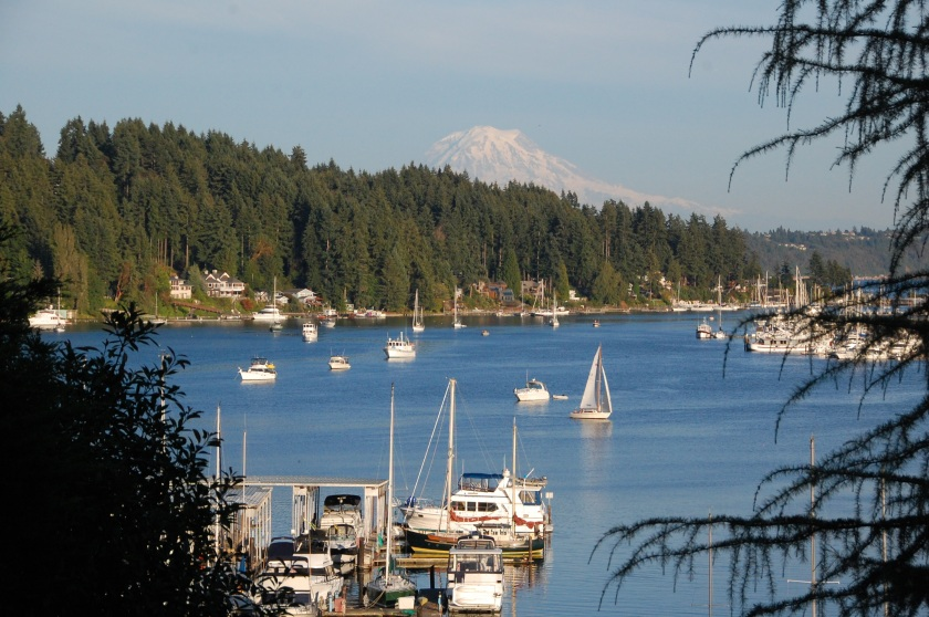 Gig Harbor photo by Bruce Shull