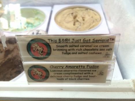 Serious ice cream