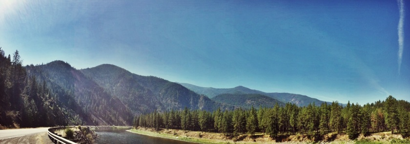 Montana Western Landscape
