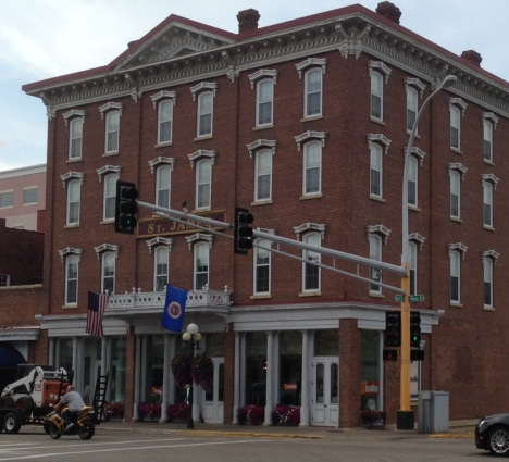 St. James Hotel, Red Wing, MN
