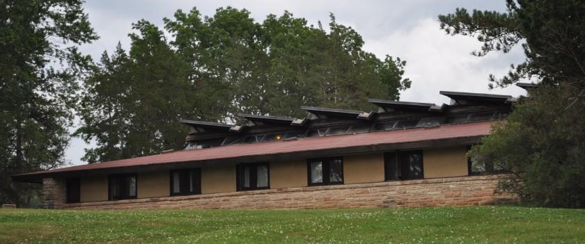 The Drafting Studio at Hillside at Taliesin