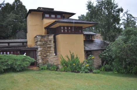 Taliesin Main House