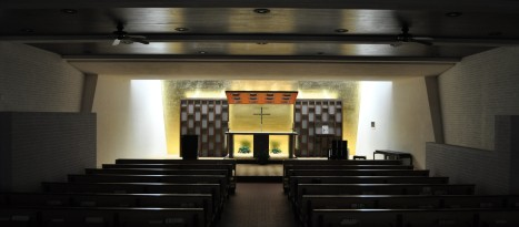 Small chapel, University of Mary