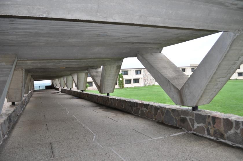 University of Mary Walkway
