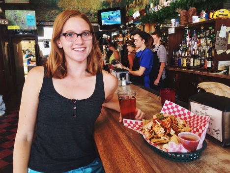 Wallace, Idaho and the Smokehouse Saloon