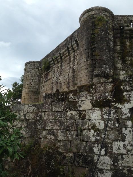 Galician castle