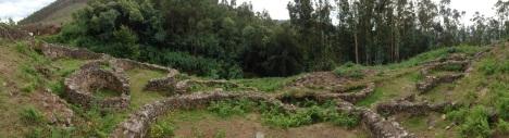 Galacian ruins