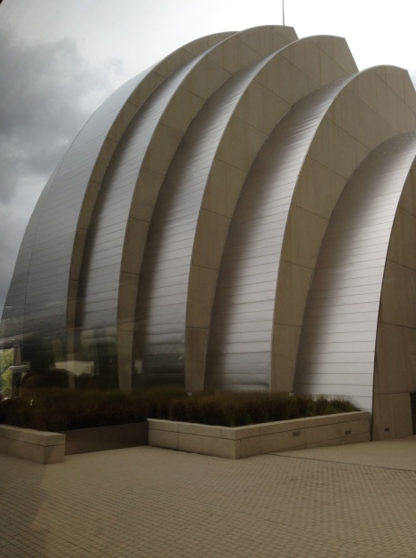 Kauffman Center exterior