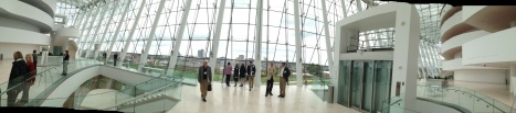 Kauffman Center Panorama