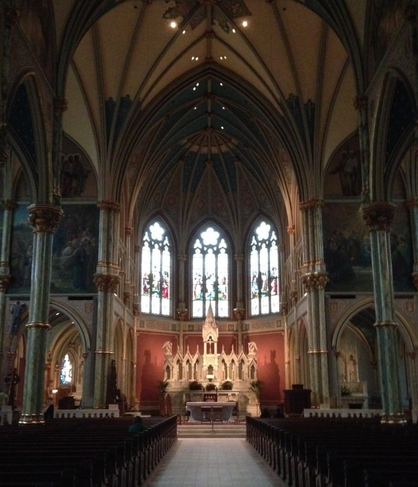 Cathedral of St. John the Baptist Interior