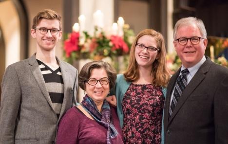 Brown Family  December 28, 2014