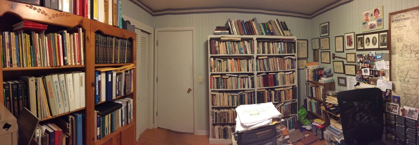 Daddy's Books