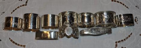 Candice's Napkin Rings