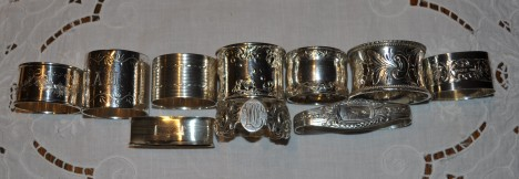 Candice's Napkin Rings