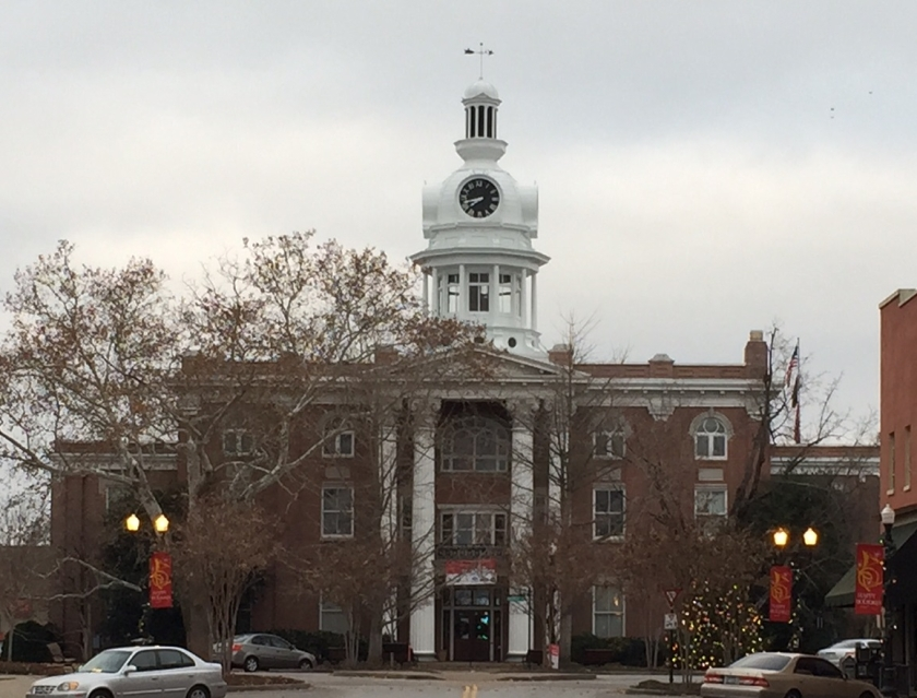 Rutherford County Courthouse