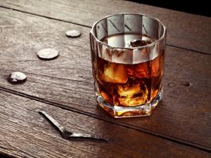 Bulleit bourbon (photo credit: The Adventures of Sarah & Derrick)