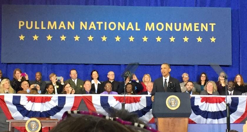Pullman National Monument Designation